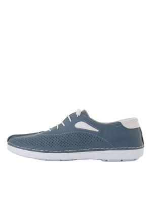 Туфли синие   5464895