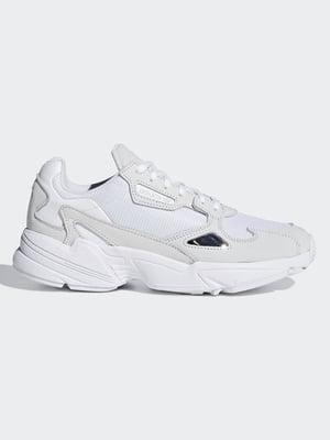 Кроссовки бело-серые | 5066337