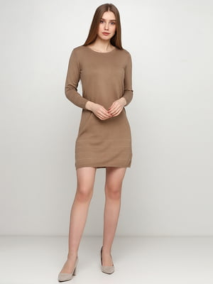 Сукня кавового кольору | 5465024