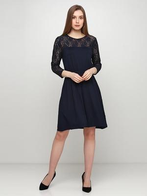 Сукня темно-синя | 5465047