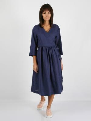 Сукня синя | 5465094