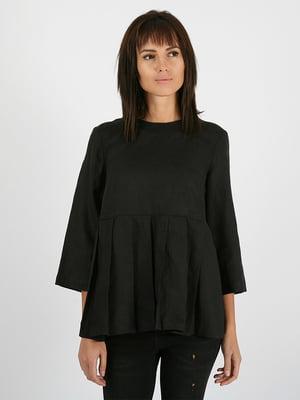 Блуза черная | 5465107