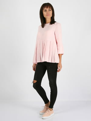 Блуза розовая | 5465108