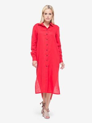 Платье красное | 5465123