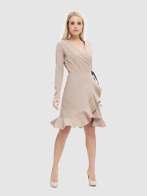 Сукня бежева | 5465137