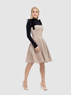 Платье двухцветное | 5465139