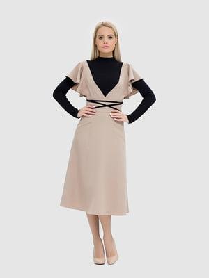 Сукня двокольорова   5465141