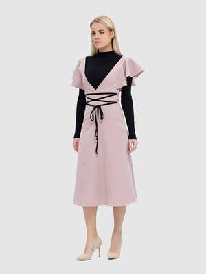 Сукня двокольорова | 5465142