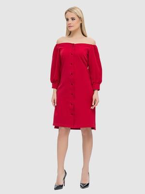 Сукня червона | 5465149
