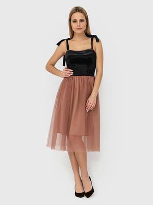 Сукня двокольорова | 5465157