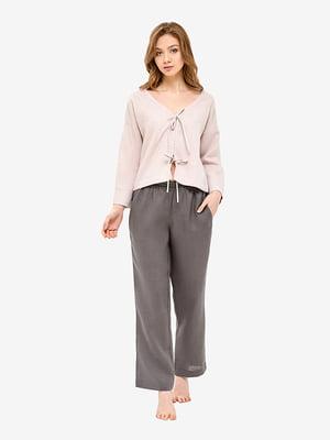 Піжама: топ і штани | 5465171