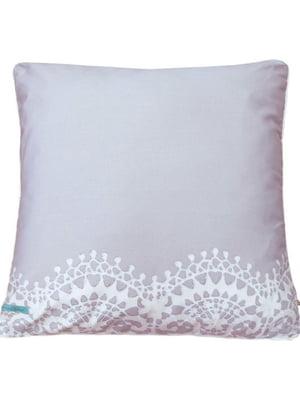 Подушка декоративна (45х45 см) | 5440536