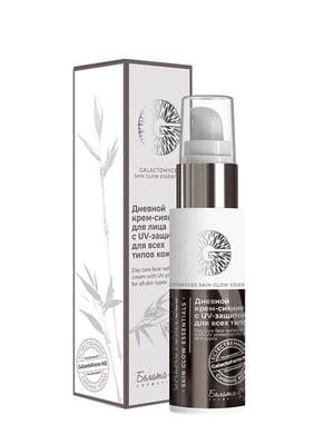 Крем-блиск для обличчя з UV-захистом (денний; для всіх типів шкіри; 50 г) | 5441801