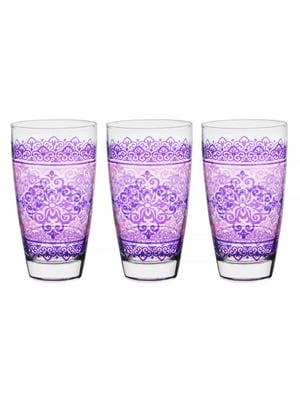 Набір стаканів (3 шт)   5453489