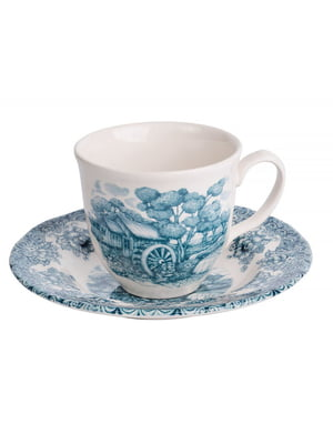 Чайный набор (2 предмета) - Claytan - 5453640
