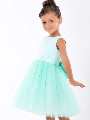 Сукня м'ятного кольору | 5465233
