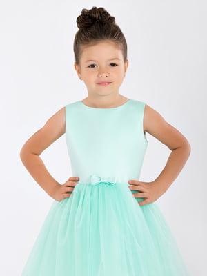Сукня м'ятного кольору | 5465246