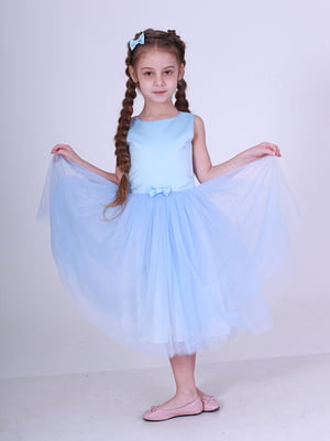 Сукня блакитна | 5465247
