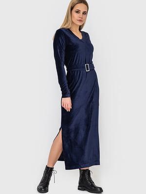 Сукня синя | 5465153