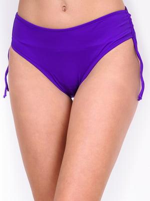 Труси купальні фіолетові | 5466553