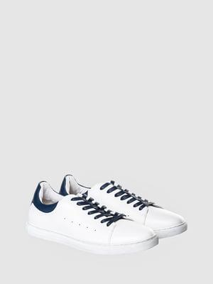 Кеды бело-синие | 5467122