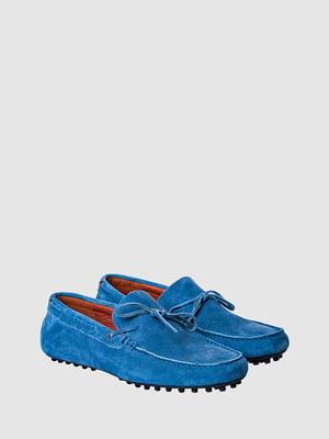 Мокасини сині | 5467125