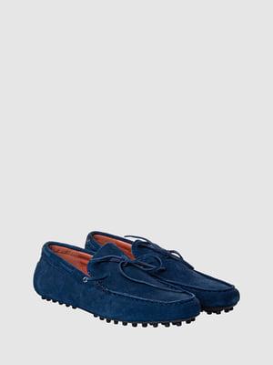 Топсайдеры синие | 5467126