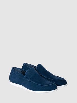 Мокасини сині | 5467131