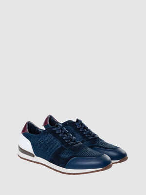 Кроссовки синие | 5467133