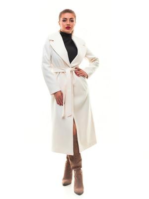 Пальто біле | 5467203