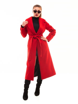 Пальто червоне | 5467205