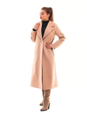 Пальто бежеве | 5467206