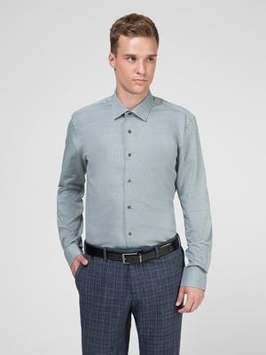 Рубашка зеленая | 5467420