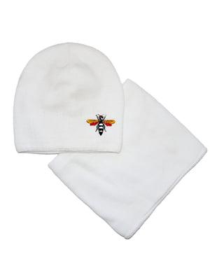 Комплект: шапка і шарф | 5291640