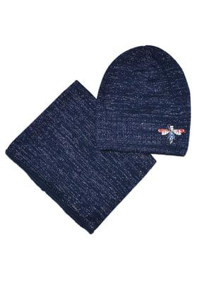 Комплект: шапка і шарф | 5291641