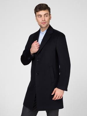 Пальто синє   5467401