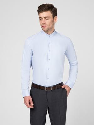 Рубашка голубая | 5467434
