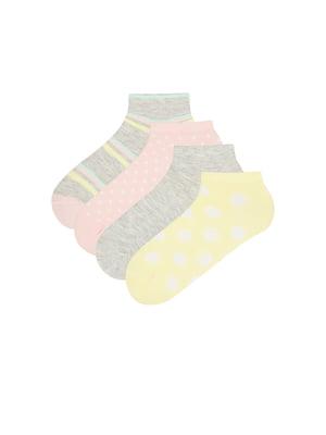 Набор носков (4 пары)   5384441