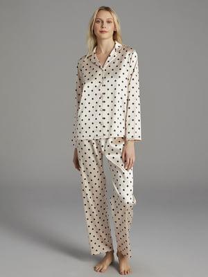 Пижама: рубашка и брюки | 5444825