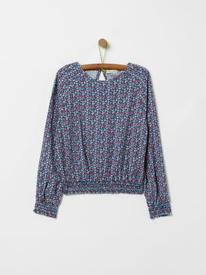 Блуза в принт | 5372202