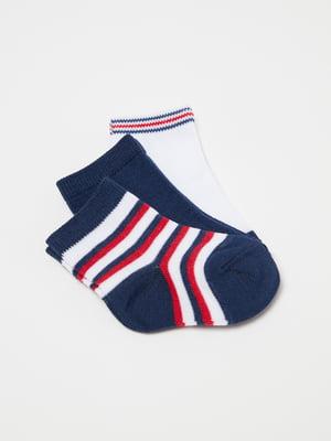 Комплект шкарпеток (3 пари) | 5436113