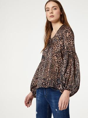 Блуза в принт | 5466168