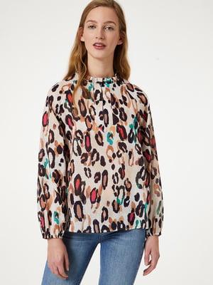 Блуза в принт | 5466183