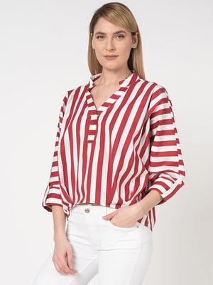 Блуза в смужку | 5466195