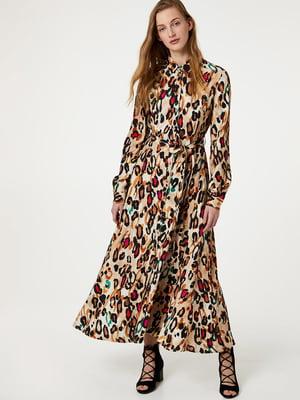Платье в принт | 5466197