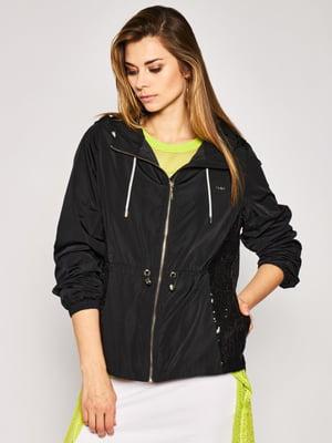 Куртка чорна | 5466225