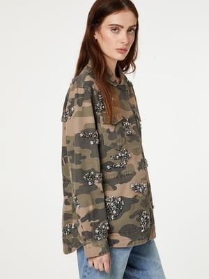 Куртка в принт | 5466274