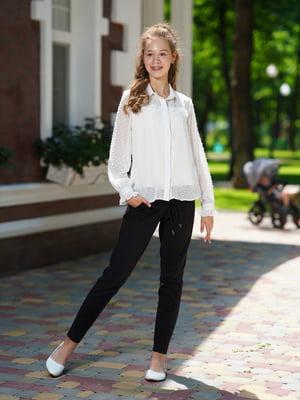 Блуза молочного цвета   5472338