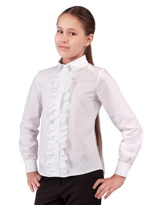 Блуза белая   5472343