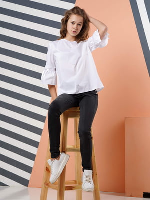 Блуза белая | 5472345